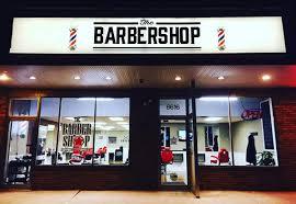 Hasil gambar untuk neon box barbershop