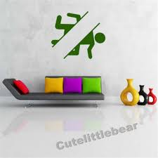 Portal Logo Wall Sticker Gaming Wall Decal Art Wall Decals Wall Stickerwall Art Decals Aliexpress