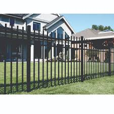 Aluminum Fence Panel Peak Products Canada