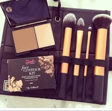 contour and highlight makeup kit boots