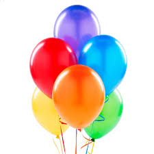 Latex Balloons - Bridgewater Florist