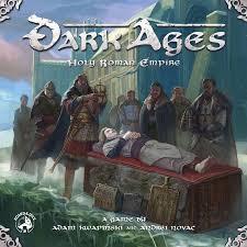 Board&Dice brings the civilization game Dark Ages to Kickstarter ...