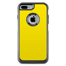 Solid State Yellow Otterbox Commuter Iphone 8 Plus Case Skin Istyles