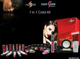 color fusion kit make up set makeup