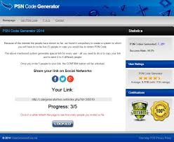 fake free codes scam affects psn and