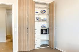 bi fold wardrobe doors oz wardrobes
