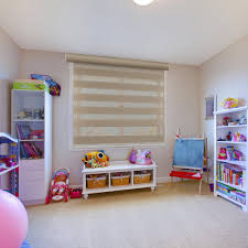 China Colorful Kids Room Zebra Blinds Rainbow Colors Day Night Blinds Photos Pictures Made In China Com