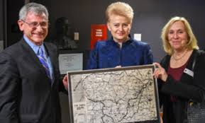 President of the Republic of Lithuania Visits YIVO | YIVO Institute for  Jewish Research