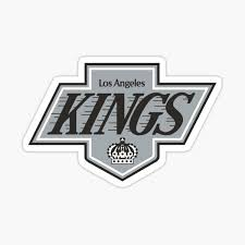 Los Angeles Kings Stickers Redbubble