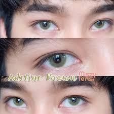 Softlens Dreamcolor Adeline - Brown - Gratis Lens Case | Lazada ...