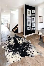 faux hide rug brotherwood space