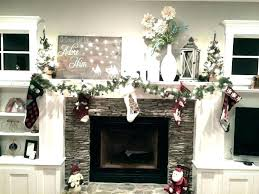mantel decorating ideas with tv home