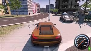 free roam car driving games