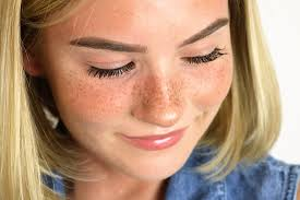 how to do fake freckles makeup updated