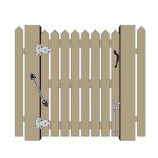 National Hardware 2 Pack Steel Painted Gate Hinge In The Gate Hardware Department At Lowes Com