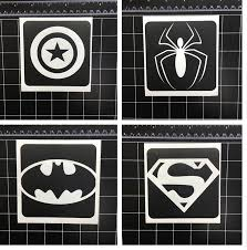 Best Superman Car Window List And Get Free Shipping A388