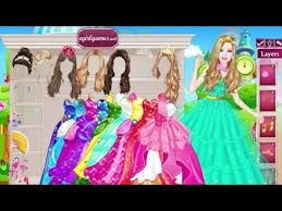 barbie doll game barbie dress up game