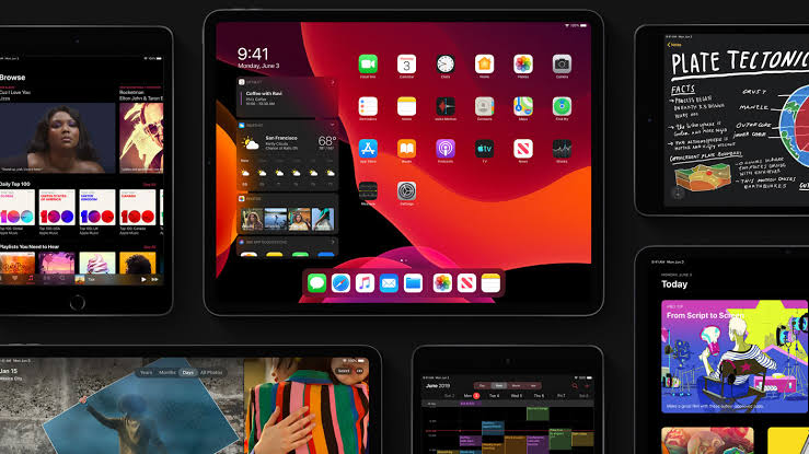 Image result for iPadOS