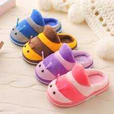 Toddler Boys Girls Little Kid Shoes Winter Warm Children Flip Flops Kids Slipper Indoor Room Shoes Cute Animal Kid Home Slippers Buy At The Price Of 1 79 In Aliexpress Com Imall Com