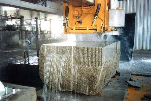 Image result for granite cutting""