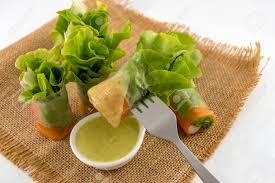 Seafood Salad Dressing On Old Bag ...