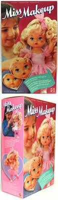little miss makeup doll mattel