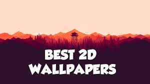 top 10 best 2d wallpapers for pc 4k