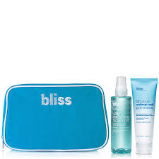 bliss fabulous make up cleanser toner