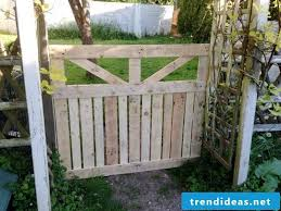 construct backyard gate your self diy