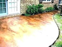 outdoor concrete patio paint home depot