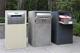 Mosman Pillar Deliver Eze Parcel Letterboxes The Australian Made Campaign Letter Box Design Parcel Drop Box Drop Box Ideas