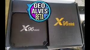 TV Box sem Root - x96 mini - YouTube