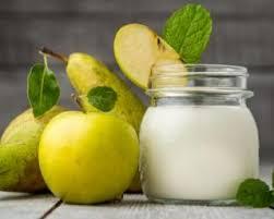 Recette de Yaourt à boire minceur aux pommes et aux poires
