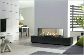 2 sided gas fireplace incredible canada