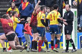 five spanish rugby players banned over