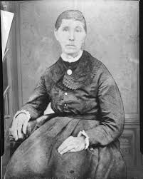 Mary (Polly Keller) McCrary, November 14, 1815 - August 22, 1898 —  Calisphere