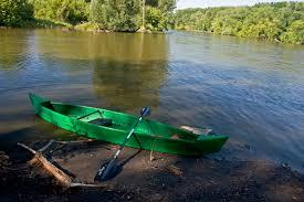 plywood canoe