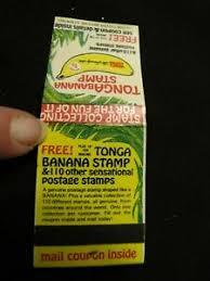 rare vine matchbook tonga banana