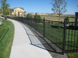 New England Fence Contractor Pinewood Landscaping