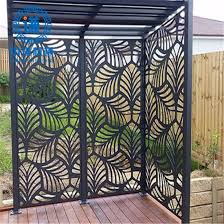 China Decorative Metal Privacy Fence Panels China Decorative Metal Garden Fence Panels Garden Accents Finial Border Fence