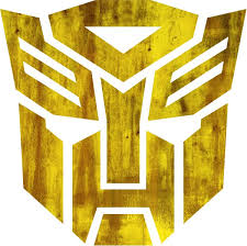 Transformers Bumblebee Decal Sticker 36