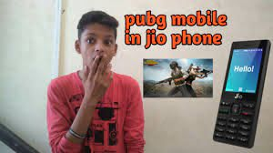 Pubg mobile in jio phone it's possible ...