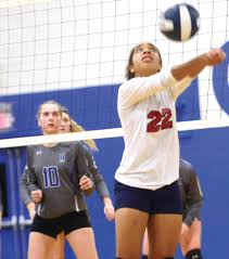 Mountaintop experience: Hodges, Williams lead Montcalm volleyball ...