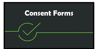 Consent Forms - Pembina North Community School