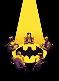 Pin de Fernando Cook en Joker | Enemigos de batman, Batman dibujo ...