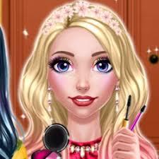 barbie makeup games