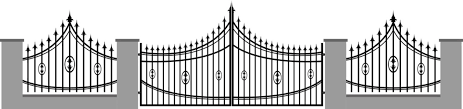 Graveyard Gate Stock Photos And Royalty Free Images Vectors And Illustrations Adobe Stock