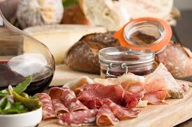 homemade charcuterie board picture of