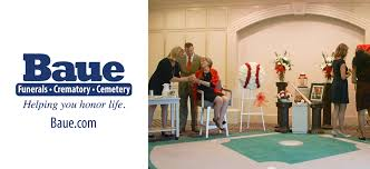 baue funeral homes crematory st
