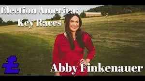 Election America: Key Races - Abby Finkenauer